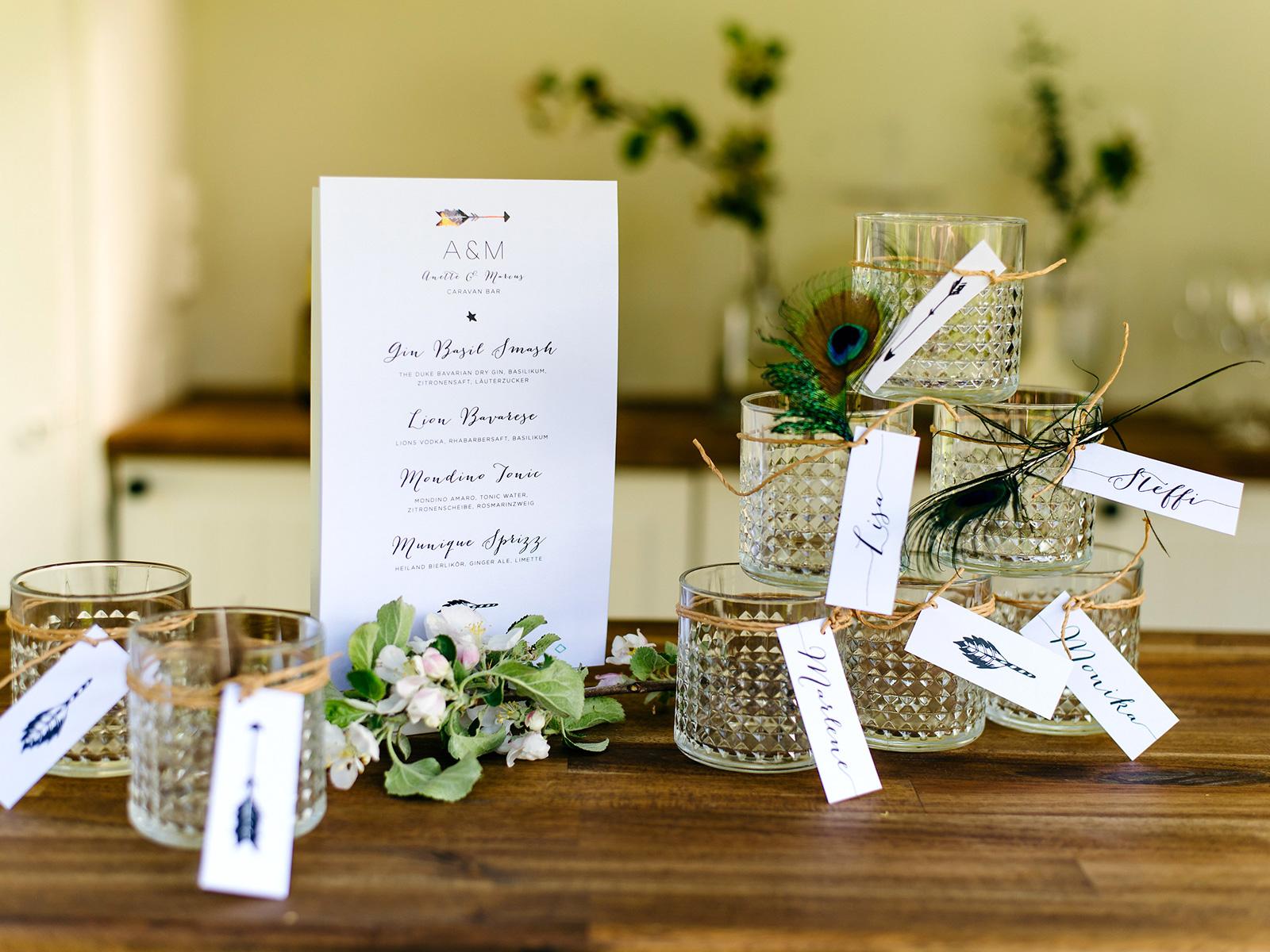 Tipi Hochzeit