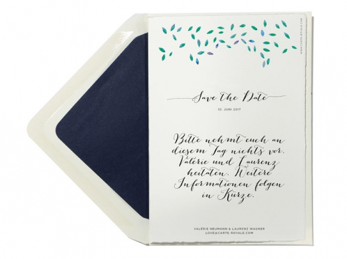 Save-the-Date Karten