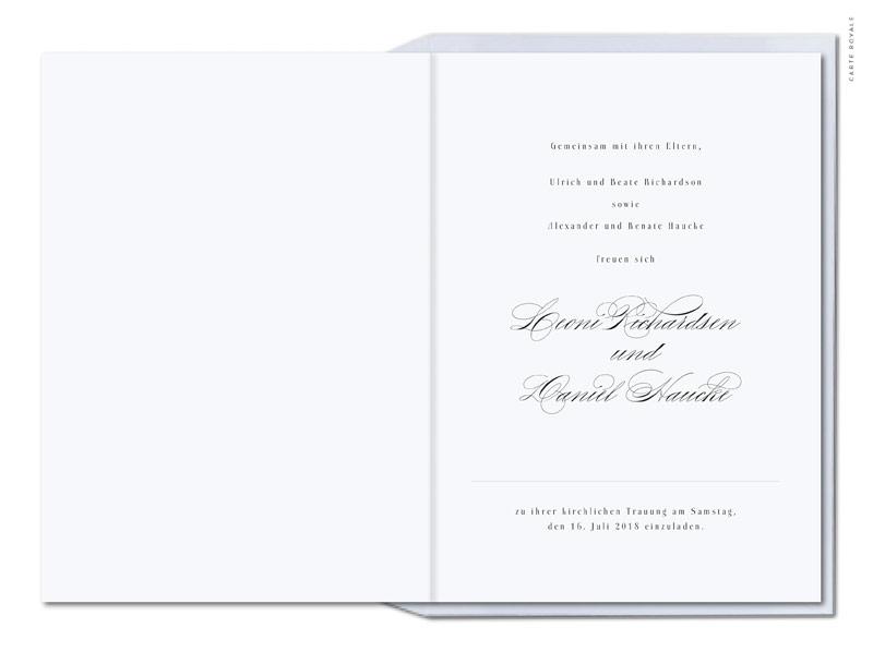 Hochzeitseinladungen mit Eukalyptuszweig in grünen Aquarellfarben.