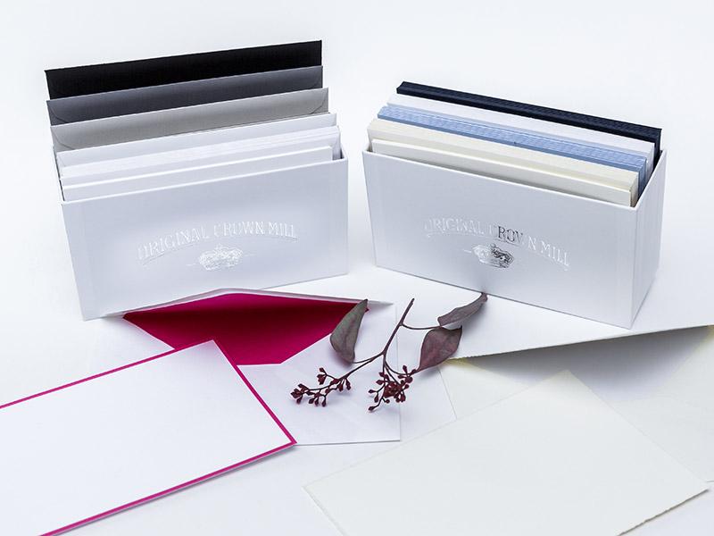 Briefpapier & Karten